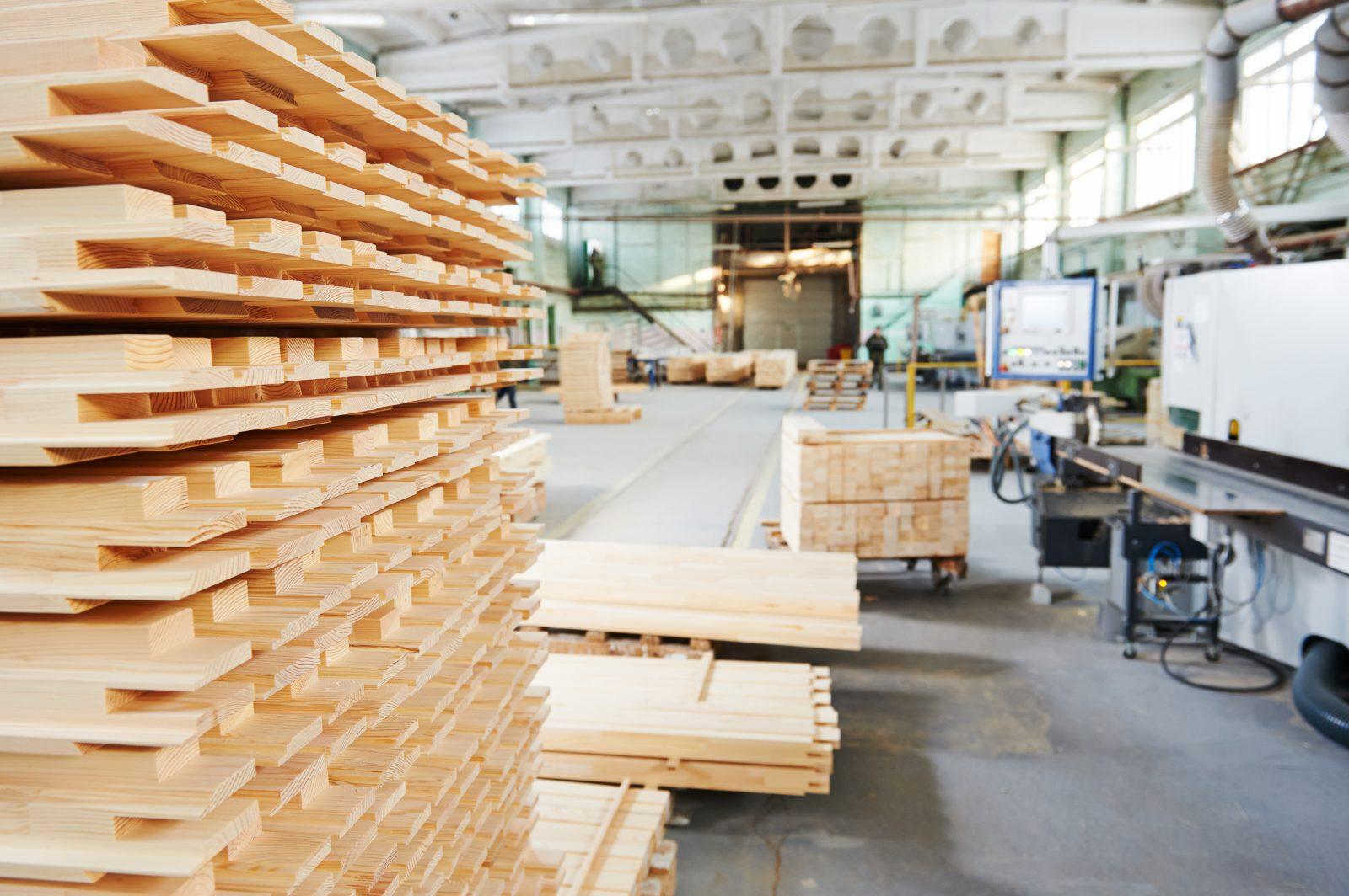geoptimaliseerd hout