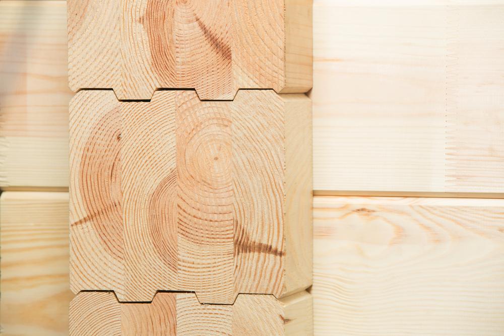 geoptimaliseerd naaldhout van Vidarwood